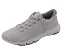 Reebok Athletic Footwear Porcelain, White, Purple Fog (DMXCLOUDRIDE-PWPF)