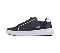 Infinity Footwear DRIFT Black,White (DRIFT-BKWH)