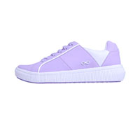 Infinity Footwear DRIFT Lavender on White (DRIFT-LVWT)