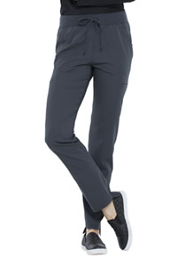 Simply Polished Natural Rise Straight Leg Pant (EL167P-PWT) (EL167P-PWT)