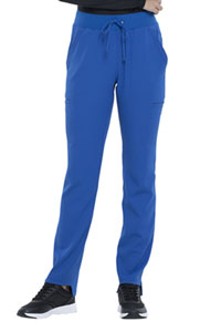 Elle Natural Rise Straight Leg Pant Royal (EL167-ROY)