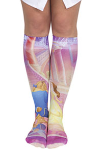 Cherokee Knee Highs 12 mmHg Compression Enchanted Evening (FASHIONSUPPORT-PRDWM)
