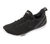 Asics Athletic Footwear Black (FITSANA-BLK)