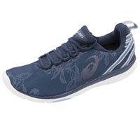 Asics Athletic Footwear InsigniaBlue,Silver,AiryBlue (FITSANA-IBSA)