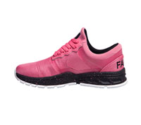 Infinity Footwear FLY Breast Cancer, Bright Pink,Blk (FLY-BCBP)