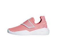 K-Swiss Athletic Footwear BurntCoral,SilverCloud,White (FUNCTIONALSTRA-CSCW)