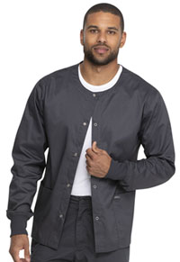 Genuine Dickies Industrial Strength Unisex Warm-up Jacket (GD300-PWT) (GD300-PWT)