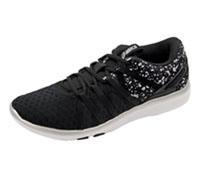 Asics Premium Athletic Black,Silver,White (GELFIT-BSW)