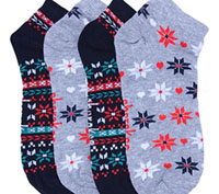 Cherokee Socks and Hoisery GIVINGTHANKS (GIVINGTHANKS-HO19) (GIVINGTHANKS-HO19)