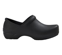 Anywear Footwear SR Antimicrobial Plastic Stepin Pewter, Pewter (GUARDIANANGEL-PWPW)