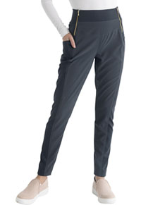 Heartsoul Natural Rise Skinny Leg Pull-on Pant Pewter (HS006-PWPS)