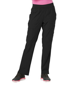 Drawn To Love Low Rise Cargo Pant (HS020T-BCKH)