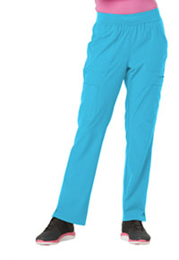 HeartSoul Drawn To Love Low Rise Cargo Pant Turquoise (HS020-TURH)