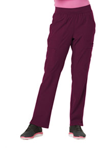 HeartSoul Drawn To Love Low Rise Cargo Pant Wine (HS020-WINH)