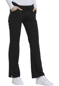 HeartSoul Charmed Low Rise Drawstring Pant Black (HS025-BAPS)