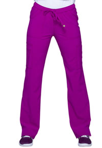 HeartSoul Low Rise Drawstring Pant Magic Magenta (HS025-MENA)