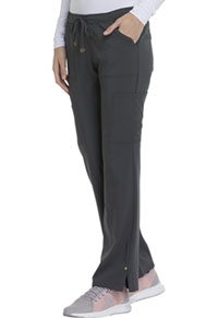 HeartSoul Love Always Low Rise Drawstring Pant in Pewter (HS025-PWPS)