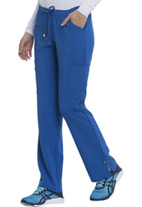 "HeartSoul Love Always ""Charmed"" Low Rise Drawstring Pant in Royal (HS025-RYPS)"