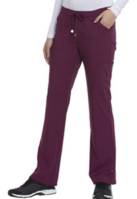 HeartSoul Love Always Low Rise Drawstring Pant in Wine (HS025-WNPS)