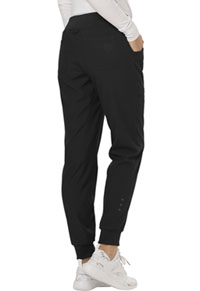 "HeartSoul Break on Through ""The Jogger"" Low Rise Tapered Leg Pant in Black (HS030-BCKH)"