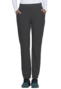 HeartSoul Charm Natural Rise Tapered Leg Pant Pewter (HS070-PEWH)