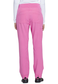 HeartSoul Break on Through Natural Rise Tapered Leg Pant in Pink Party (HS070-PNKH)
