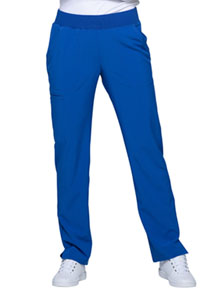 Heartsoul Mid Rise Tapered Leg Pant Royal (HS075-RYPS)