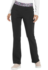 Heartsoul Natural Rise Moderate Flare Pant Black (HS085-BAPS)