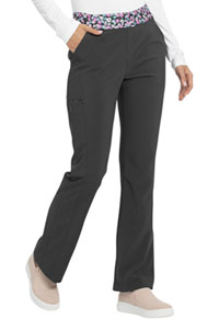 Heartsoul Natural Rise Moderate Flare Pant Pewter (HS085-PWPS)