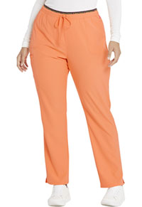 Heartsoul Mid Rise Tapered Leg Drawstring Pant Main Squeeze (HS185-MASZ)