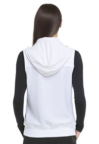 "HeartSoul Break on Through ""In-Vested Love"" Vest in White (HS500-WHIH)"