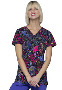 Heartsoul V-Neck Top Gypsy Queen (HS614-GYQU)