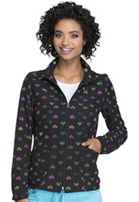 HeartSoul Warm-up Jacket A Work Of Heart (HS618-AWHR)