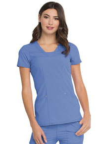 "Love Always ""Serenity"" V-Neck Top (HS665-CIPS) (HS665-CIPS)"