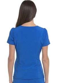 HeartSoul Love Always V-Neck Top in Royal (HS670-RYPS)