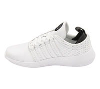 K-Swiss Athletic Footwear WHIITE/BLACK (ICON-WHBK)