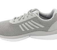 K-Swiss Athletic Footwear Highrise,White (INFINITYTUBES-HRW)