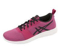 Asics Premium Athletic Footwear CosmoPink,Black,White (KANMEI-CPB)