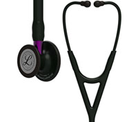 Littmann Cardiology IV Diagnostic Stethoscope Pop Black (L6203BE-BK)