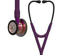 Littmann Cardiology IV Diagnostic Stethoscope Pop Plum (L6205RB-PLUM)