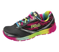 Fila USA Athletic Footwear CastleRock,Silver,Rainbow (MEMORYTEMPERA-F299)