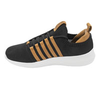 K-Swiss Athletic Footwear Black,White (MICONKNIT-BKWH)