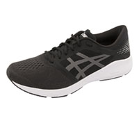 Asics Premium Athletic Footwear Black,White (MROADHAWK-BKWH)