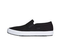 Infinity Footwear MRUSH Black/White - Textile (MRUSH-TBLW)