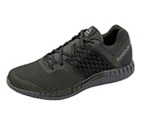 Reebok Athletic Footwear Black (MZPRINTRUN-BLK)