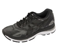 Asics Lite Show Reflectivity Athletic Black, Onyx, Silver (NIMBUS-BOS)