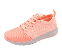 Reebok Premium Athletic Footwear WhisperGrey,SourMelon,Pewter (PRINTATHLUX-WGSP)