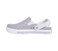 Anywear IMEVA Footwear Geometric, White (RANGE-GEWH)