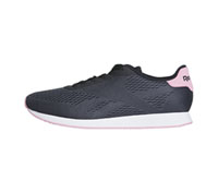 Reebok Athletic Footwear Black,AshGrey,SquadPink,White (ROYALCLJOGGER-BAPW)
