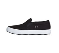 Infinity Footwear RUSH Black/White (RUSH-TBLW)